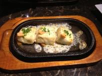 豆腐とトマトとチーズのオーブン焼き